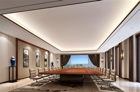 designed rooms interior design for meeting room