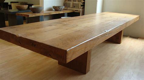 tavoli grandi in legno tavoli rustici grandi dimensioni
