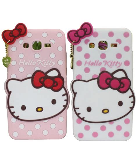 hello kitty themes for samsung grand prime go crazzy cute hello kitty silicone with pendant back case