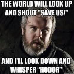 Hodor Meme - game of thrones compilation 17 pics