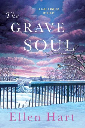 even at the grave books book review the grave soul by hart glbt reviews