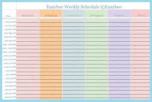 Schedule Template Docs by Employee Schedule Template Docs Schedule Template