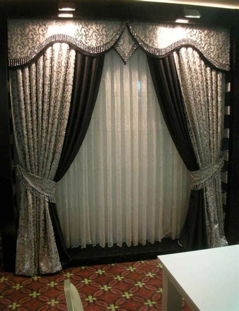 curtain draping styles best 25 modern curtains ideas on pinterest modern