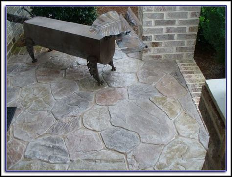 do it yourself concrete patio concrete patio options home design ideas and pictures