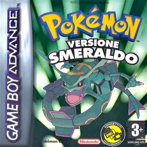 Emuparadise Gba | pokemon versione smeraldo i pokemon rapers rom