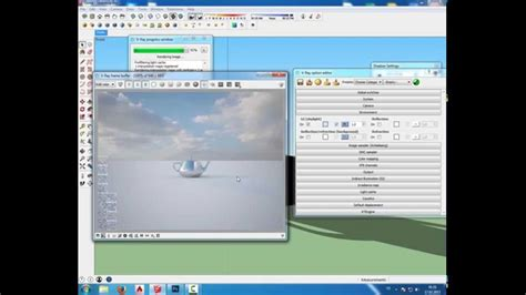 video tutorial vray sketchup español sketchup vray dome light vray hdri vray sun tutorial