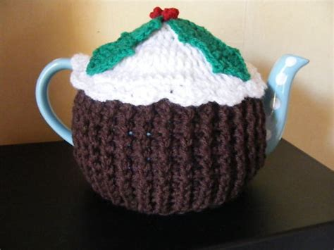 knitting pattern christmas pudding tea cosy 17 best images about tea cosies on pinterest free