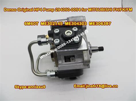 Fuel Mitsubishi Galant V6 Ori Denso denso genuine hp4 fuel 294050 0054 for mitsubishi fh fk fm 6m60t me302145 me304303