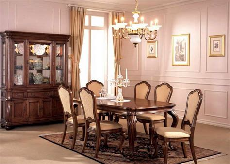 Traditional Dining Room Design by Bloombety Traditional Dining Room Design Ideas With Chandeliers Traditional Dining Room Design
