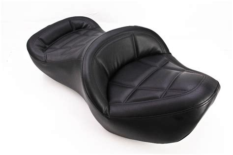 saddlemen road sofa seat 84 86 honda gl1200 gold wing saddlemen road sofa seat
