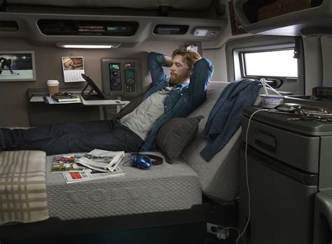 news volvo vnl semi trucks feature numerous  driving safety features cleantechnica