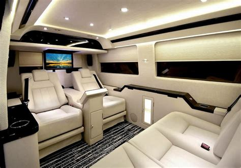 luxury minivan interior mercedes benz van shocking luxury interior xcitefun net