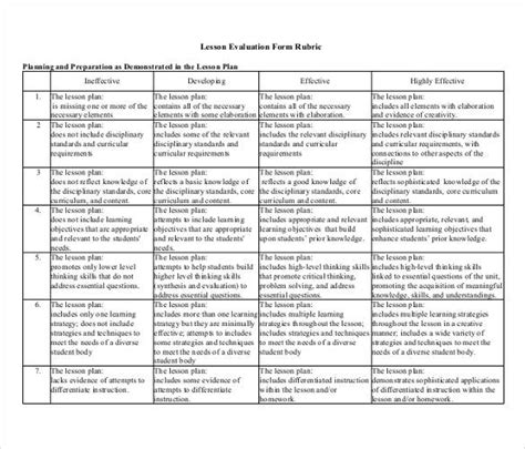 grading rubric template word rubric template 47 free word excel pdf format free