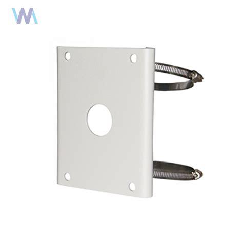 Bracket Cctv Bracket Cctv metal pole column mount loop bracket 20cm ptz corner for
