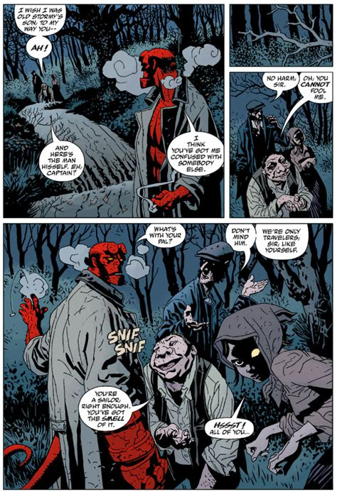 hellboy library edition volume hellboy library edition volume 5 horrortalk