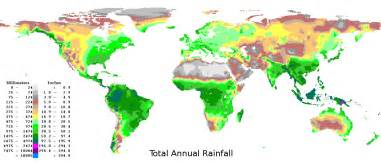 rainfall map world climate maps