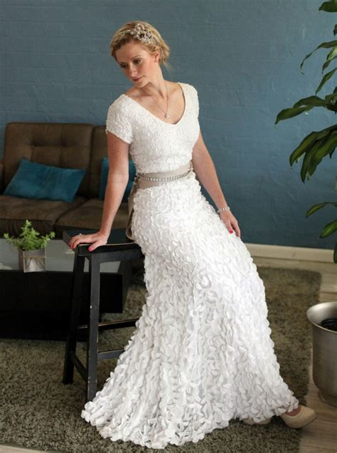 Marriage Dress For by Wedding Dresses For Brides Second Marriage