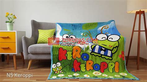 Selimut Bulu Lembut Doraemon selimut new seasons grosir motif anak murah