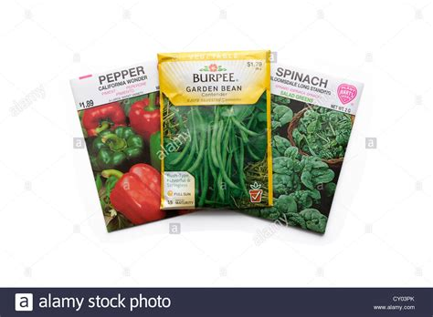 Vegetable Seed Packets Stock Photo Royalty Free Image Free Vegetable Garden Seeds