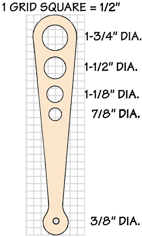 measure template pasta tools spaghetti measure template