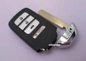 honda accord smart key keyless entry remote fob