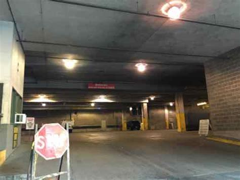 St Louis Centre East Garage by Parking For A Renovated Railway Exchange Garage Or