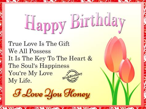 Happy Birthday Honey Wishes Sinhala Quotes About Husband Images