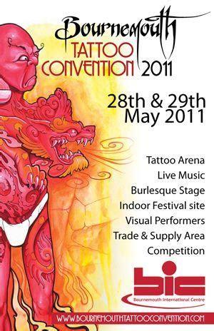Tattoo Convention Bournemouth | bournemouth tattoo convention 2011 conventions big