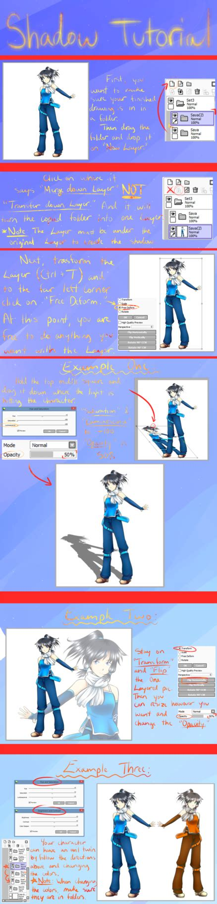 paint tool sai tutorial clothes paint tool sai tutorial shadow by witchofstories on