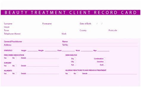 Consultation Cards Template by 5 Consultation Form Templates For Therapy Oreuu