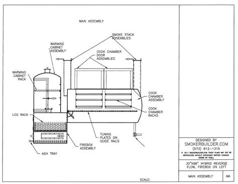 smoker house plans custom smoker plans pdf woodworking