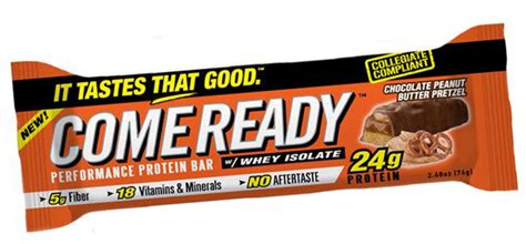 top protein bar brands performance protein bars by come ready nutrition at