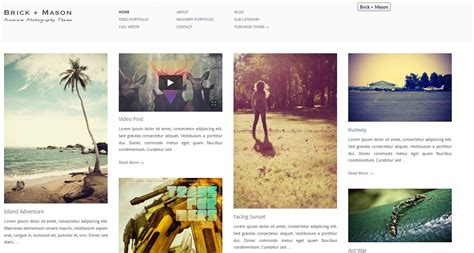 free themes for tumblr with infinite scroll 12 pinterest like themes for wordpress anti social