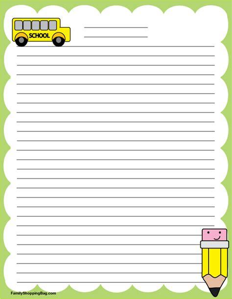 printable stationery for teachers schoolstation2012 gif
