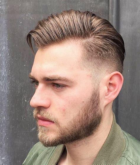 gaya rambut pendek pria jambul depan terbaru cahunitcom