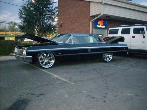 1964 impala wheels 1964 impala ss w ls2 on 22 quot asanti wheels mbworld org