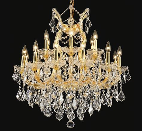 Maria Theresa Collection Large Crystal Chandelier Grand Large Chandelier Lighting