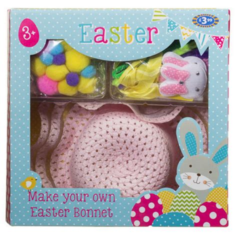 Create Your Own Store In A Weekend Alannah 5 easter bonnet kits to make with your ones this weekend daily record