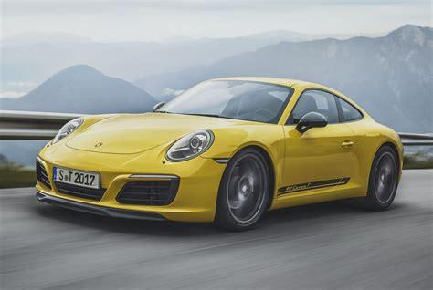 Porsche Carrera 4s Technische Daten by Porsche 911 Carrera T 2018 Technische Daten Preis