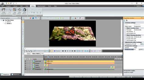tutorial vsdc video editor bahasa indonesia vsdc free video editor tutorial part 3 video image pro