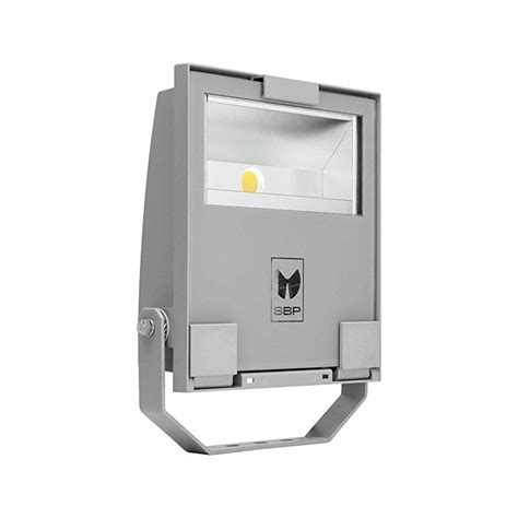 sbp illuminazione faretto proiettore sbp guell 1 a40 w 30 40k 94 etrc 220 240v