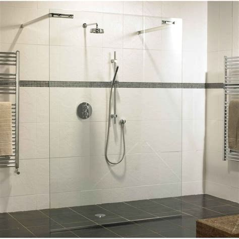 Curbless Shower Design Ideas by Curbless Shower Bathroom Remodel Ideas