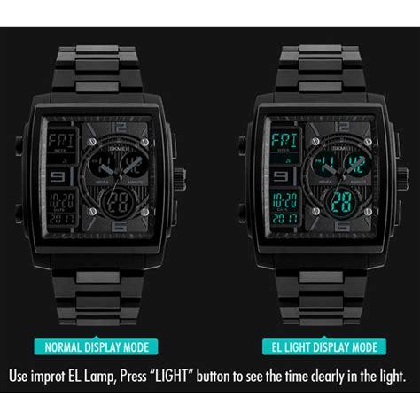 Skmei Jam Tangan Sporty Digital Analog Pria Ad1092 skmei jam tangan analog digital sporty pria 1274 black jakartanotebook