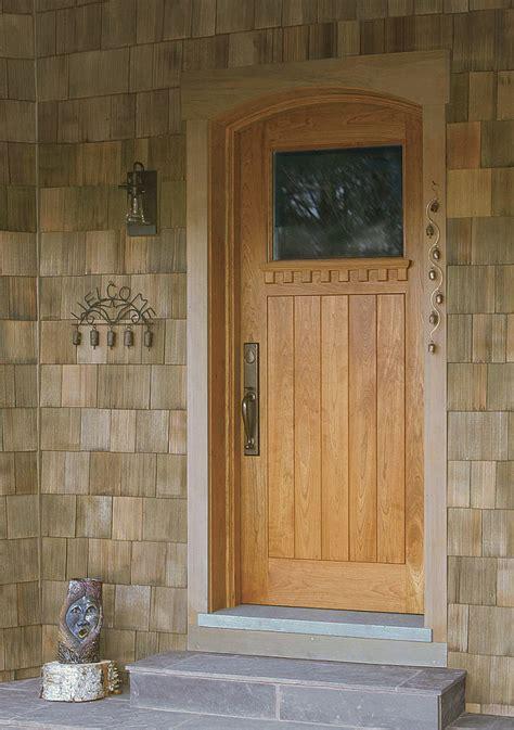 Build Your Own Exterior Door Build Door Top And Bottom Rails Glued On