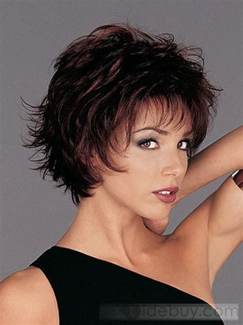 short wavy wigs for women over 50 5 cute short hair styles for women sexy for women and