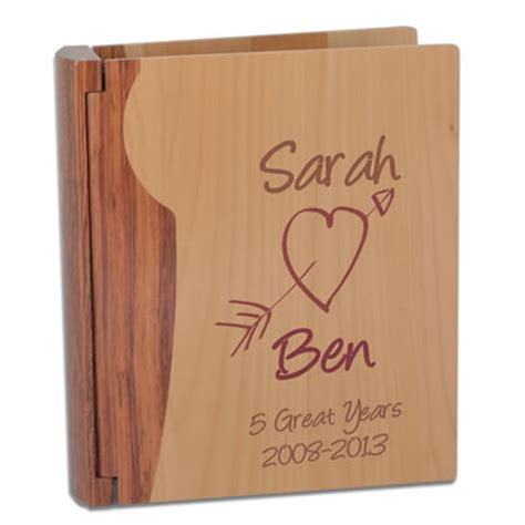 5th wooden wedding anniversary gifts