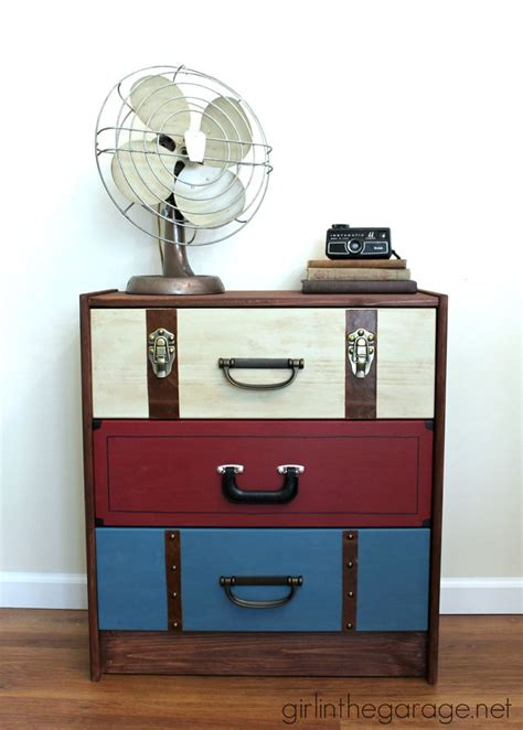 super suitcase with drawers 413 best images about furniture repurposing refinishing