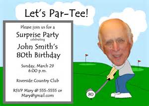 golf themed birthday invitations ideas bagvania free