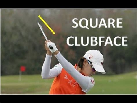 square to square golf swing youtube golf how to square your clubface youtube