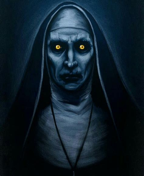 film horor valak valak the sinister nun from the conjuring 2 scary movies